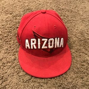 Arizona Cardinals Fitted Baseball Cap